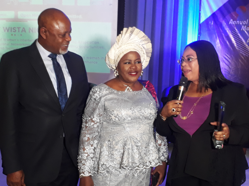 Haastrup bags WISTA Personality of the Year award