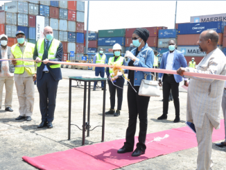 APM Terminals Apapa Commissions Additional Cranes, Begins $80m Upgrade