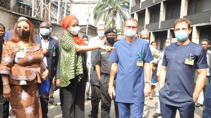 HQ attack: Terminal operators visit NPA, assure management of support