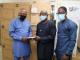 Ports & Cargo donates office equipment to NPA